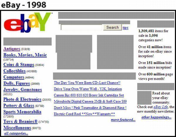 eBay - 1998