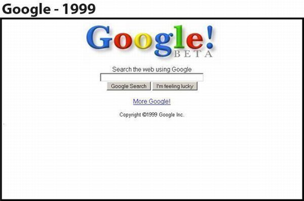 Google - 1999