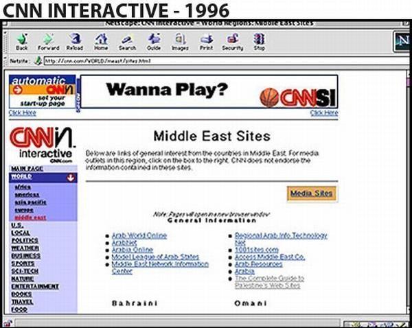 CNN - 1996