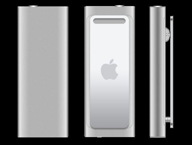 iPod Shuffle Third 2009