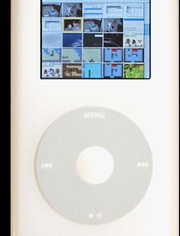 iPod Classic Fourth 2005