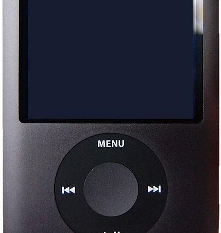 iPod Nano Third 2007