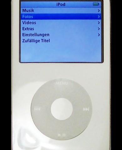 iPod Classic Fifth 2005