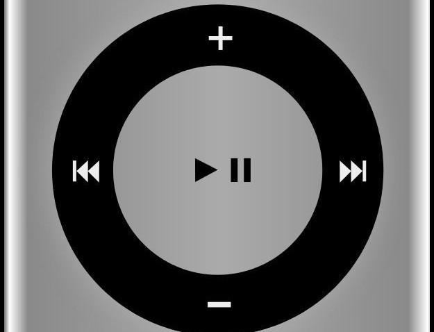 iPod Shuffle Fourth 2010