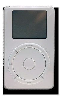 iPod Classic First 2001