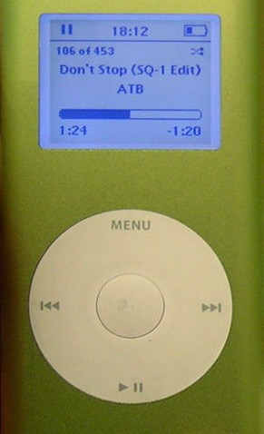 iPod Mini First 2004