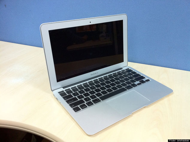 MacBook Air - 2008