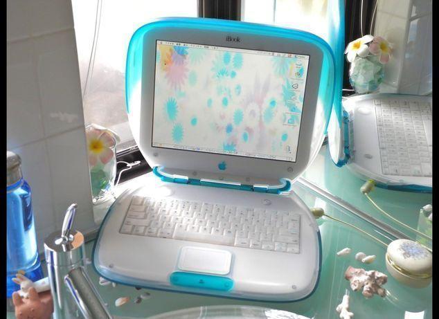iBook G3 - 1999