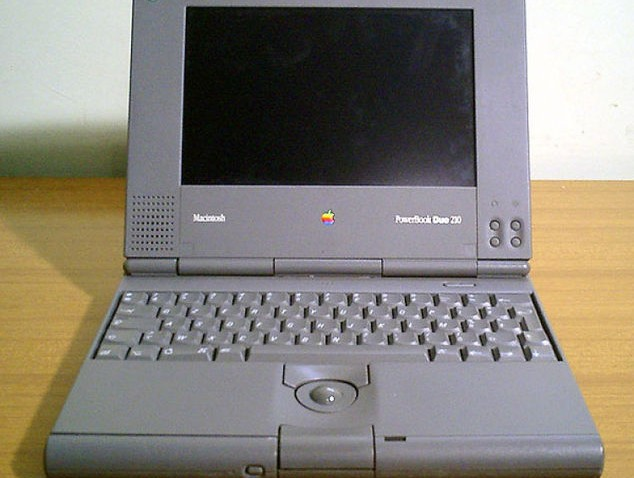 Macintosh PowerBook Duo - 1992
