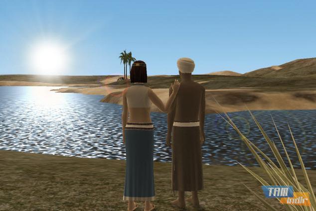 A Tale in the Desert 5 (eGenesis)