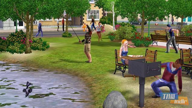 Sims 3 (Electronic Arts)