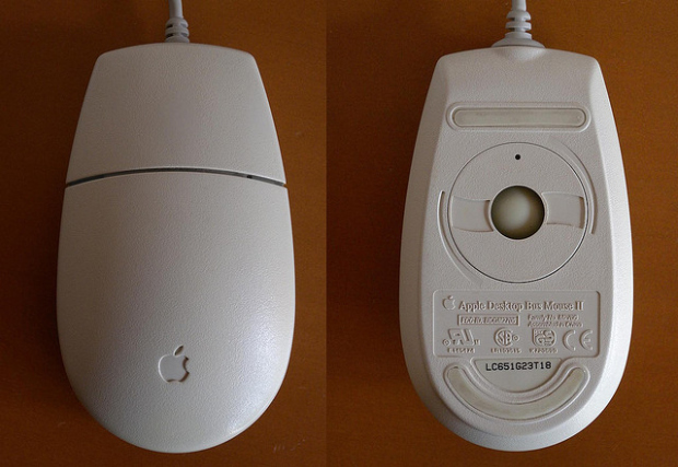 1993: Apple Desktop Bus Mouse