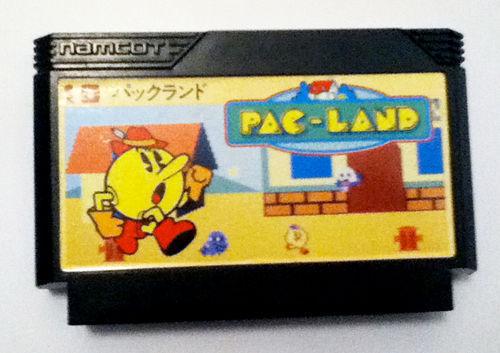 1984 - Pac-Land Oyunu Tanıtıldı