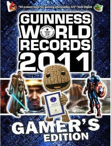 Guiness Rekorlar Kitabı - Pac-Man