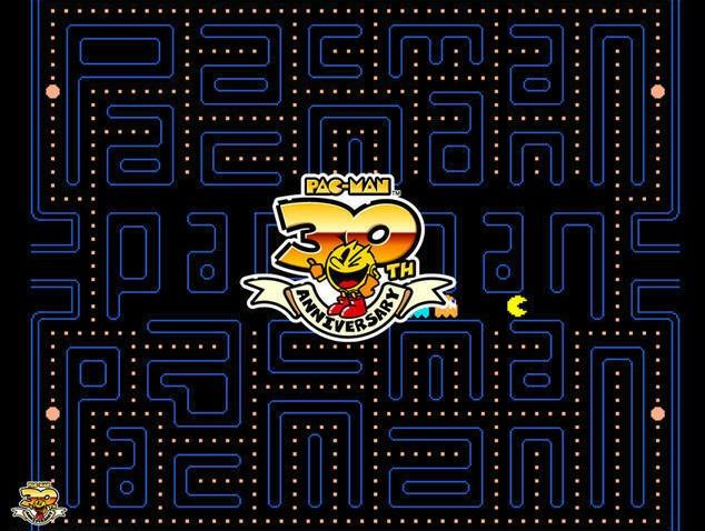 2012 Pac-Man 32 Yaşında