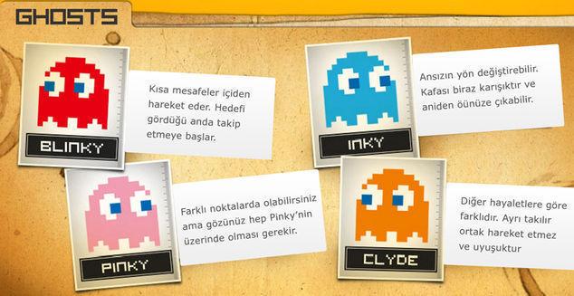 Pac-Man Hayaletleri