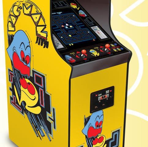 1980 -Pac-Man Satışa Sunuldu