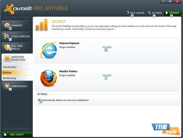 Avast Free Antivirus 6 Beta