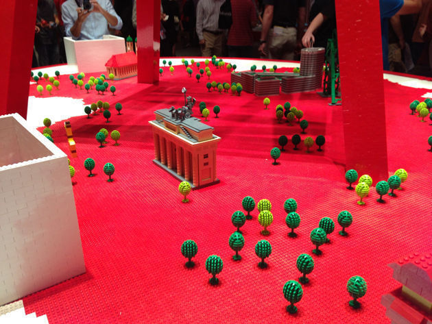 Lego Alanı