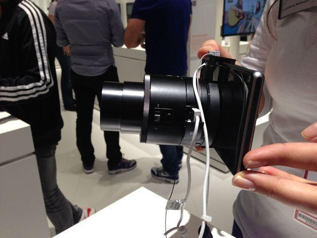 Sony Akıllı Telefon Kamera Lensleri