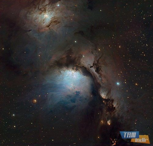 Orion Nebula: Messier 78
