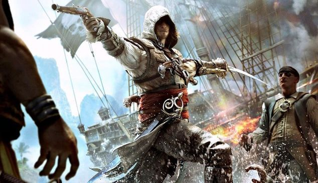 <em>Assassin's Creed 4: Black Flag</em>