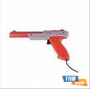 The NES Zapper Lightgun