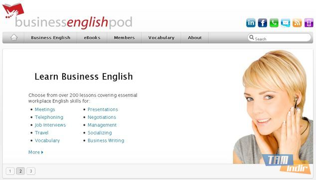 <strong>Businessenglishpod:</strong>
