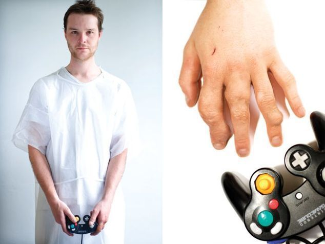 Nintendo Arthritis