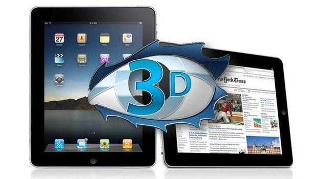 3D ve Retina Ekran Özelliği