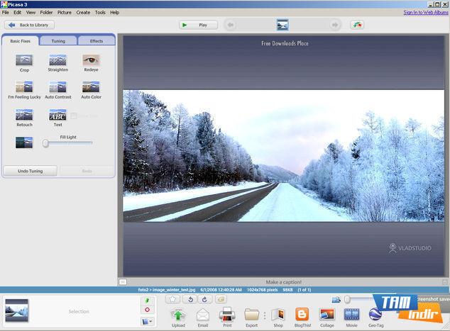 Resim Düzenleme Programı