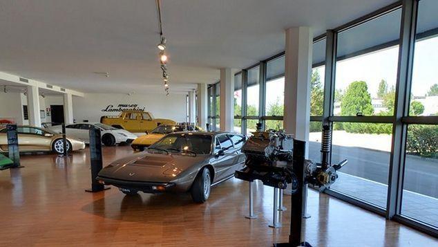 Lamborghini Müzesi