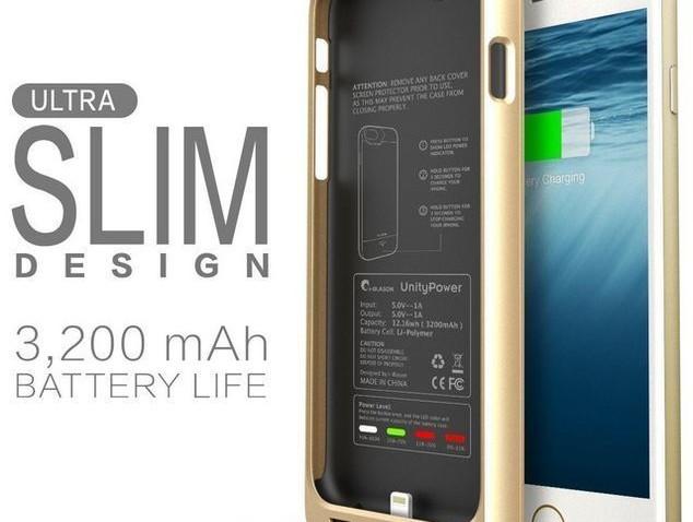 I-Blason iPhone 6s Ultraslim battery case