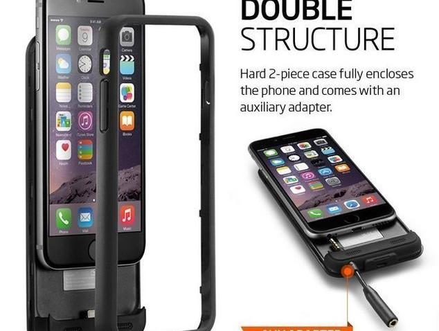 Spigen iPhone 6s battery case