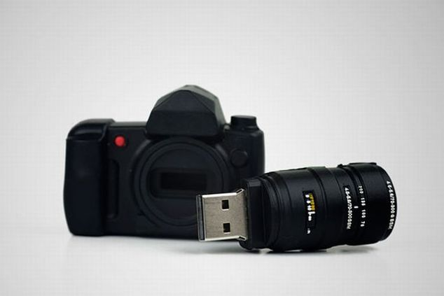 Kamera USB Bellek