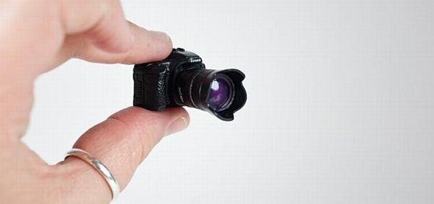 Minyatür Model Kamera