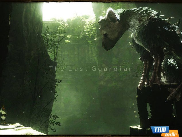 <strong>The Last Guardian (PS3)</strong>