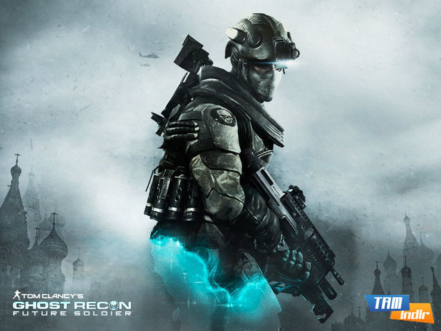 <strong>Ghost Recon Future Soldier (360, PS3, PC)</strong>