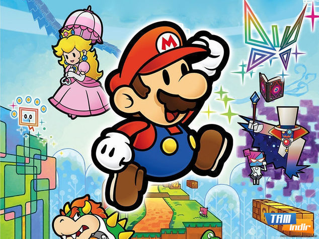 <strong>Paper Mario (3DS)</strong>