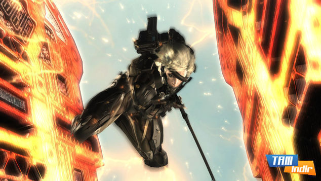 <strong>Metal Gear Solid Rising: Revengeance (360, PS3)</strong>