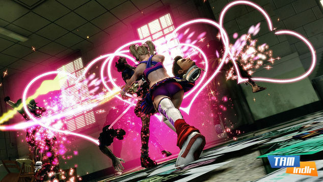 <strong>Chainsaw Lollipop (360, PS3)</strong>
