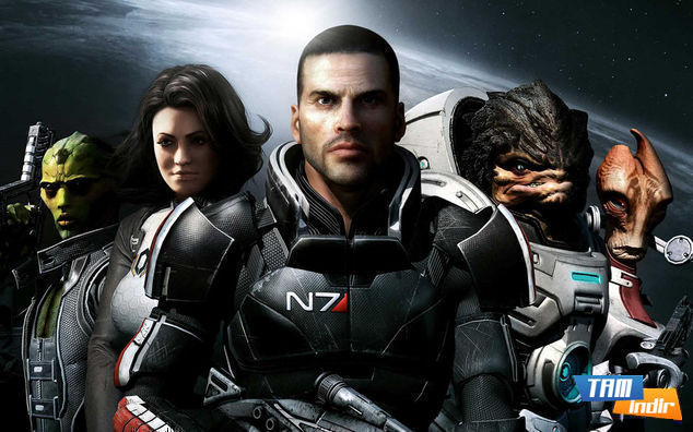 <strong>Mass Effect 3 (360, PS3, PC)</strong>
