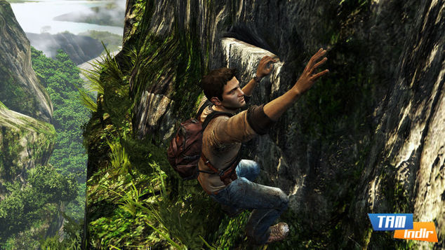 <strong>Uncharted: Golden Abyss (Vita)</strong>
