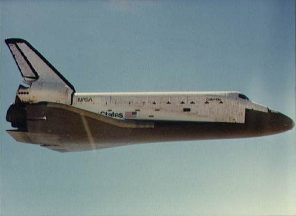 NASA Uzay Mekiği