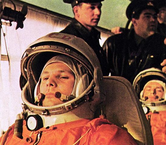 Yuri Gagarin - Sovyetler Birliği