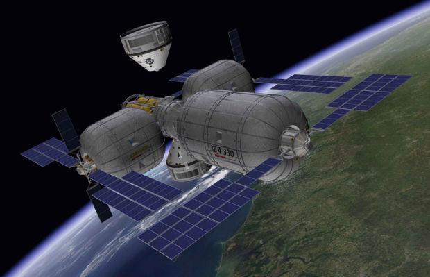 Uzay Oteli