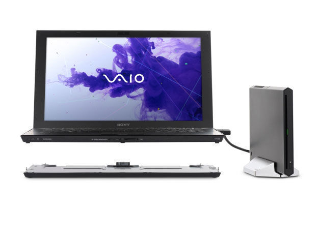 Sony Vaio Z carbon black