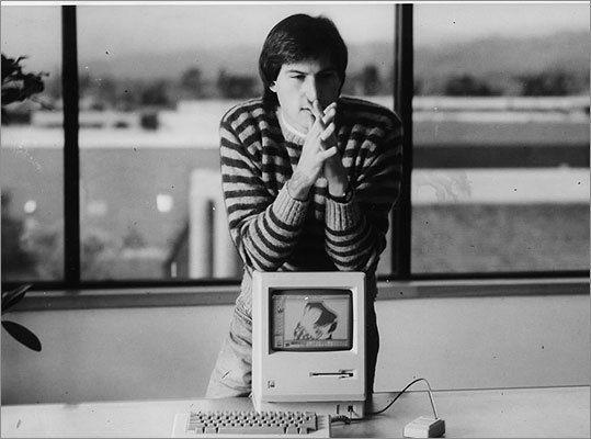 1989yılında Steve Jobs