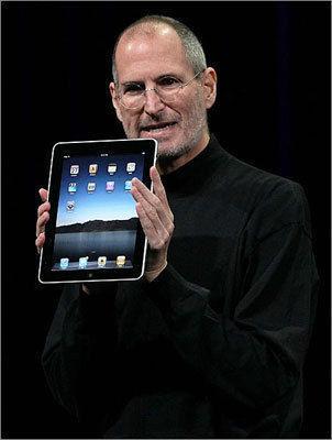 2010yılında Steve Jobs