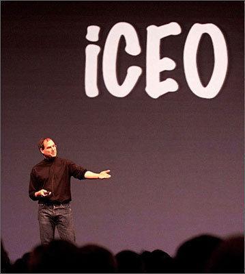 2000yılında Steve Jobs
